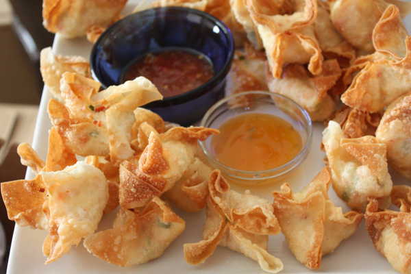 Alicia's Awesome Crab Rangoon - Everyday Home Cook
