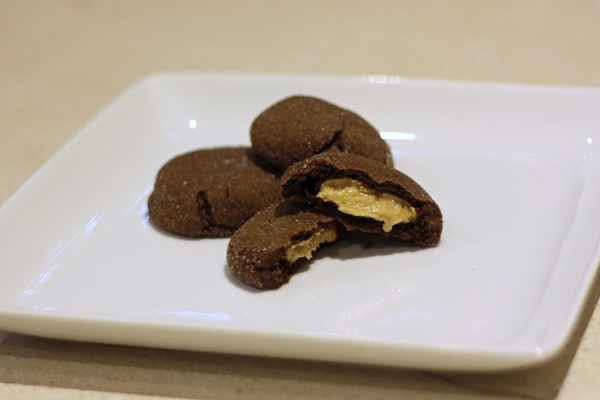 Chocolate Peanut Butter Munchies